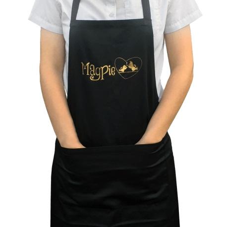 magpie-apron