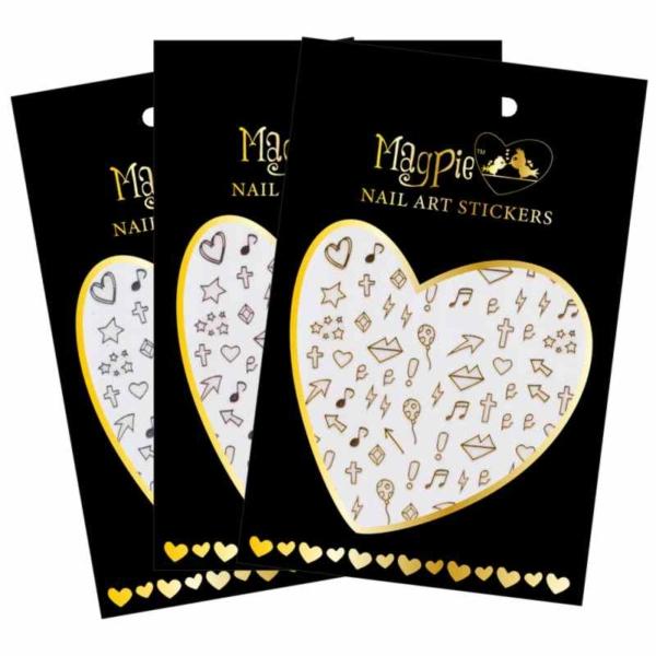 Nail art Stickers 012