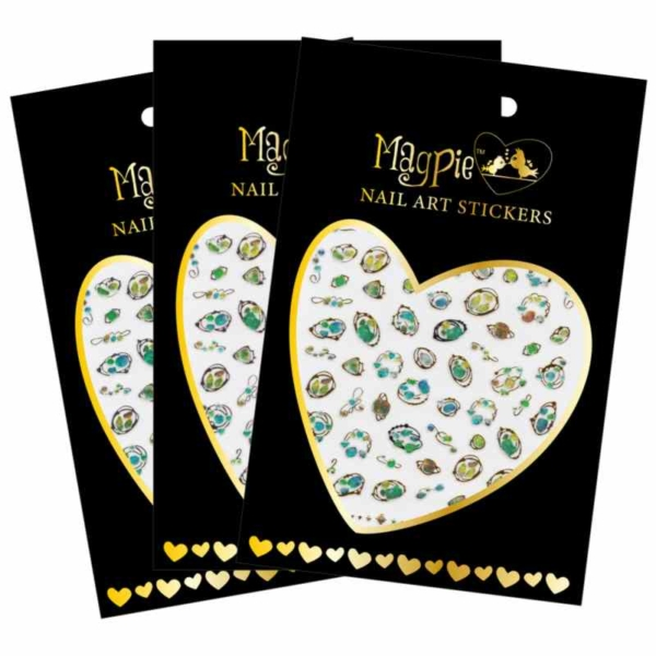Nail art Stickers 022