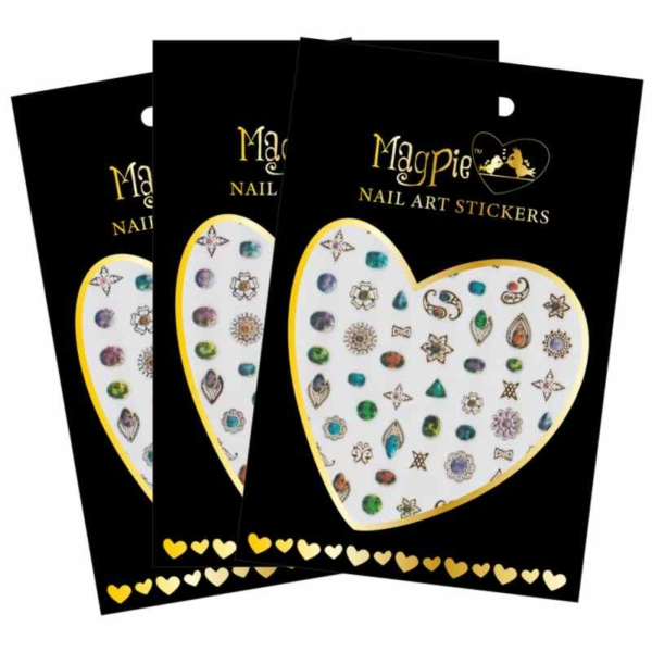 Nail art Stickers 025